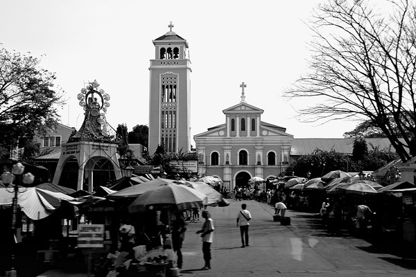 OUR LADY OF MANAOAG CHURCH, MANAOAG, PANGASINAN, PHILIPPINES