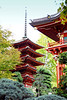 "These are Pagodas or Japanese Ceremonial Pavilion at the Japanese Tea Garden.  More pictures of the this garden may be viewed at <a href=""http://andresalvador.smugmug.com/gallery/2038533"">   JAPANESE TEA GARDEN"