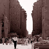 TEMPLE OF AMON-RA, LUXOR, EGYPT