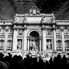 THE FOUNTAIN OF TREVI, ROME, ITALY