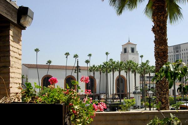 UNION STATION, LOS ANGELES, CALIFORNIA