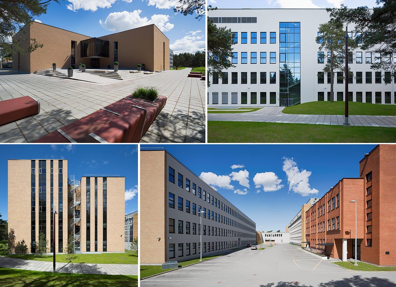 Tallinn Universitiy of Technology, VI study building