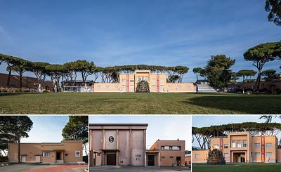 Cinecittà Studios / Cinema City Studios