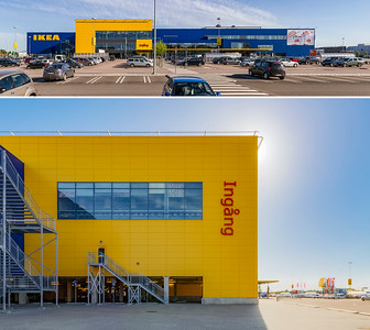 Ikea, Helsingborg