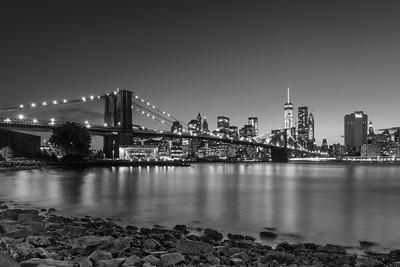 Manhattan B&W