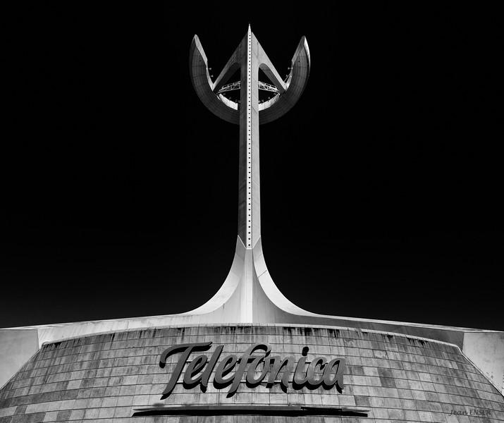 Torre Telefonica - Barcelona