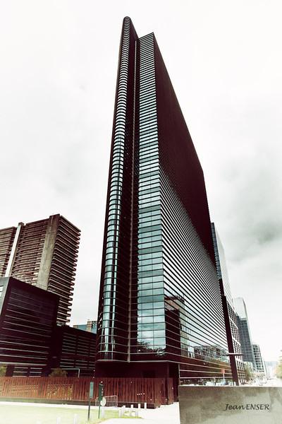 """""""Quartier des affaires""""<br /> Bruxelles"""