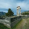 La Tholos d'Athena Pronaia