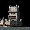 Vision de la tour de Belém - Lisbonne