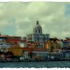L'ancienne l'église de Santa Engrácia : Panthéon national du Portugal