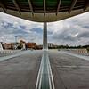 Palacio de las Artes Reina Sofía<br /> Architecte Santiago Calatrava<br /> Ciudad de las Artes y las Ciencias <br /> Valencia ( Espagne)