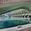 Ciudad de las Artes y las Ciencias <br /> Valencia ( Espagne )