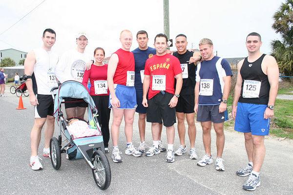 2006 Messa 8K Run 5K Walk