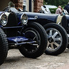Editorial,16 September 2016: France: XXXIII Festival Enthousiastes Bugatti in Molsheim. Elegant retro cars.