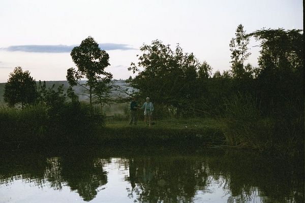 Davey Farm on Athi River near Nairobi