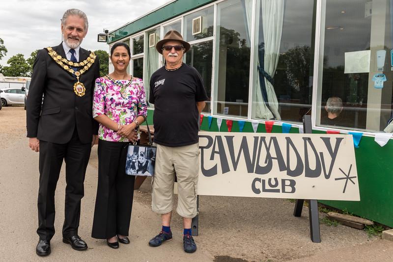 Phoenix Festval 2015 at Crawdaddy Club