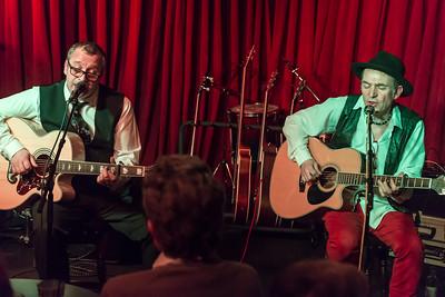 Robin Bibi & Tony Marten