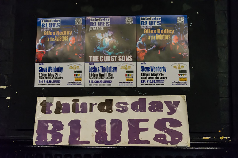 Third Thursday Blues