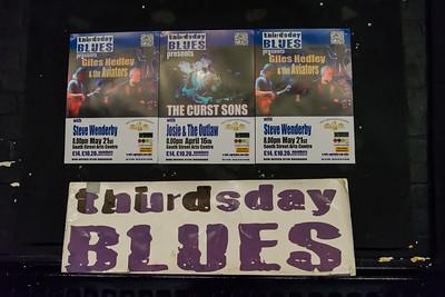 Third Thursday Blues