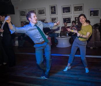 Swing Patrol Dancers