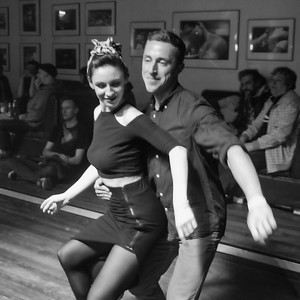Swing Patrol Dancers