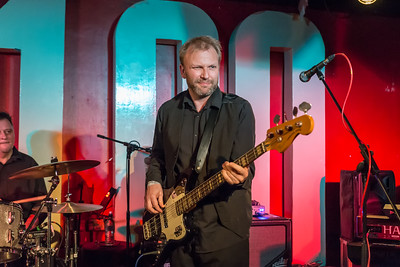 Big Wolf Band at 100 Club London Oct 2017