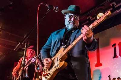 Long John & the Killer Blues Collective 100 Club Jun2017