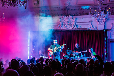 The Senstaional Francis Dunnery Band - Bush Hall - Jan 2017