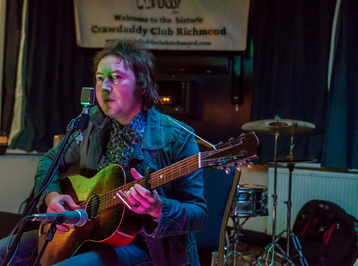 Crawdaddy Club - Will Johns and Friends with Laine Hines - Jan 2018