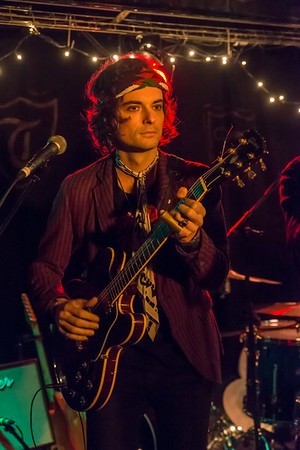 Du Bellows + The Second Sons at The Troubadour Feb 2018