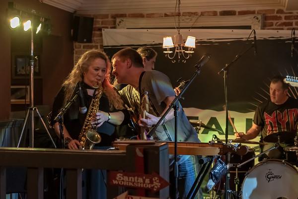 Geoff Garbow band