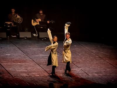 Sukhishvili dance