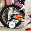 Child bicycle wheel