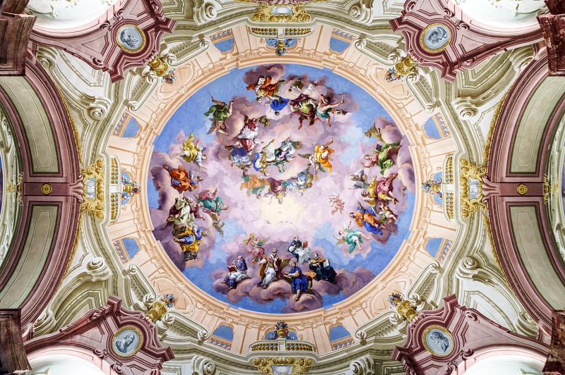Great baroque interiors