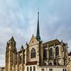 Saint-Benigne Cathedral in Dijon, Burgundy, France