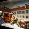 Editorial: 23 august 2016. Austria, Salzburg. Museum of old marionettes.