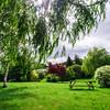 Calm rural landscape