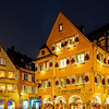 Wonderful Christmas highlighting in Colmar, Alsace, France