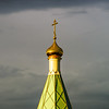 Orthodox russian church in Strasbourg, France