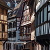 Editorial: 19th May 2021: Strasbourg, France. Easing restrictions in France. Strasbourg on the first day of the opening of restaurants and shops. People on the streets.