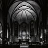 St.Maurice church interior, Strasbourg