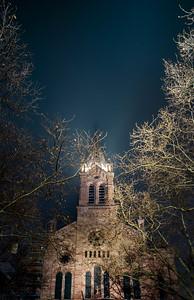 Temple Neuf, protestant church in Strasbourg