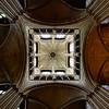 Paroisse Notre Dame of Dijon interior view, France