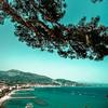 Summer time in Menton, France, Cote d'Azur