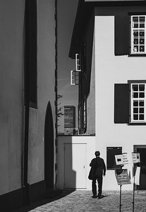 Editorial: 30th June 2019, Basel Switzerland. People on the street