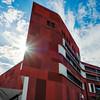 Building of National Bibliotek of Luxembourg
