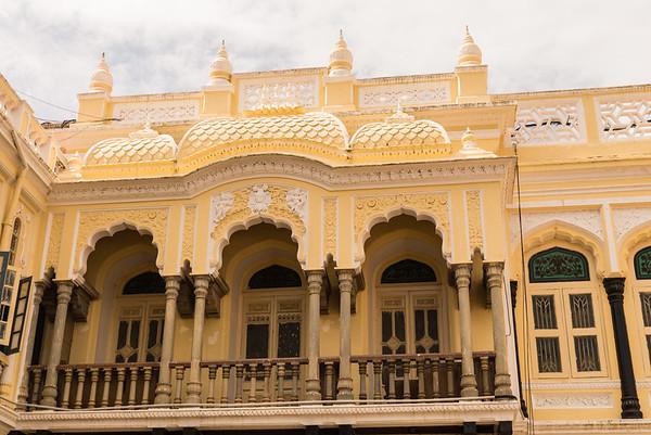The Palace of Mysore