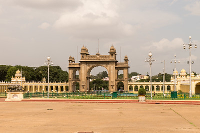 The Palace of Mysore