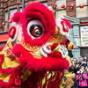 London & Chinese New Year 2014