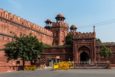 The Red Fort Delhi